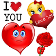 WAStickerApps - Love Stickers for Whatsapp