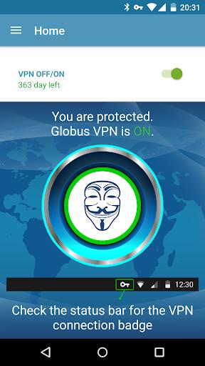 Globus VPN+TOR Pro