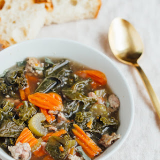Crock Pot Kale And Sausage Soup Recipes