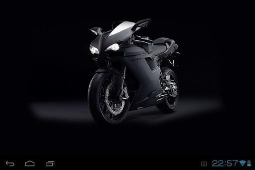 Sportbike Live Wallpaper