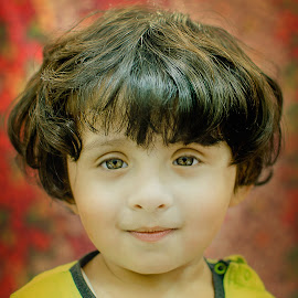 Natural Beauty  by Agha Rafay - Babies & Children Child Portraits ( people  and portraits, portrait of kids, portrait photography, portrait and peoples, children, kids, boy portrait, portraits, portrait, kid )