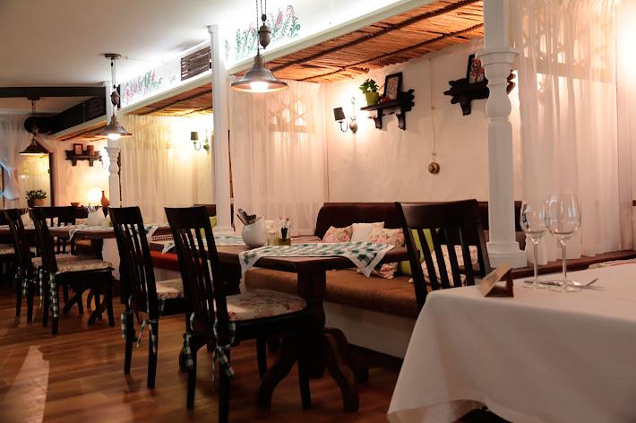 Фото №1 зала Ресторан «Европа»