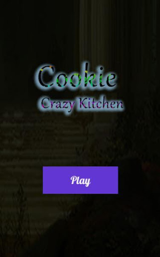 Cookie Crazy Kitchen
