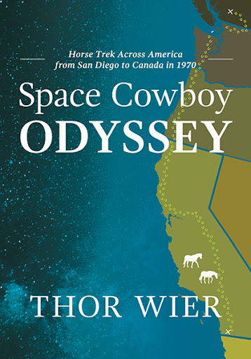 Space Cowboy Odyssey cover