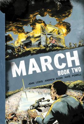 Cover of March book 2