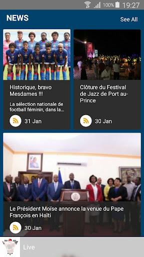Capturas de pantalla de RCH 2000 Haití 4