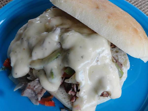 This Isn't A Philly Cheesesteak