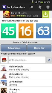 Horoscopes for Facebook- screenshot thumbnail