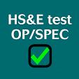 op/spec HS&E test 2017