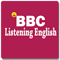 Listening English with BBC icon