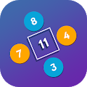 Calculus - Mind Blowing Math Number Cross Puzzle icon