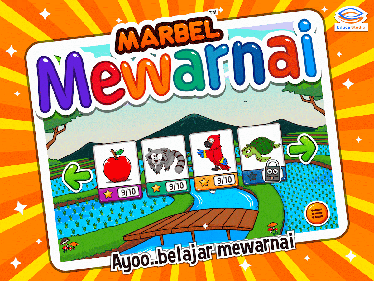 Belajar Mewarnai Gambar Lucu Android Apps On Google Play