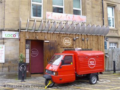 Buca Di Pizza On Wellington Street Restaurant Pizzeria