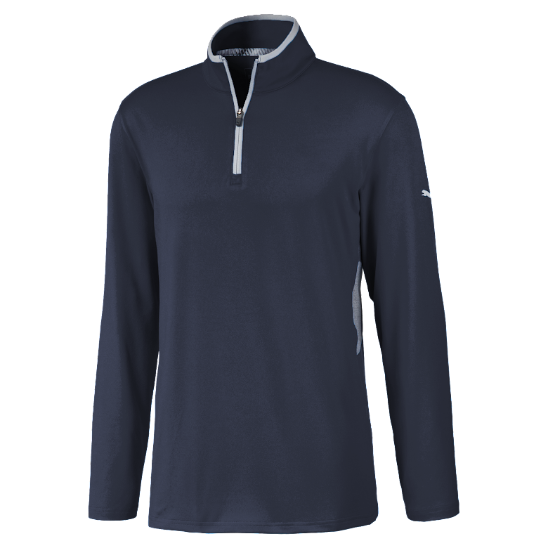 Puma Golf Rotation 1/4 Zip Navy