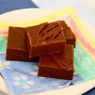 Classic Chocolate Fudge.