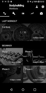 Bodybuilding.Weight Workout v1.21 [Pro][Mod][SAP] 4