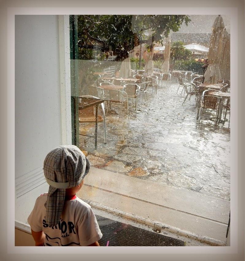 guarda come piove,  di provenza
