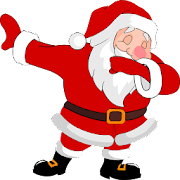 JUST SANTA (Stickers for Whatsapp)