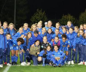 Voici la date du match de Coupe entre Anderlecht et les Gent Ladies