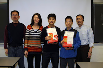 Photo: School's winning students at the Chinese Culture contest by GQB
