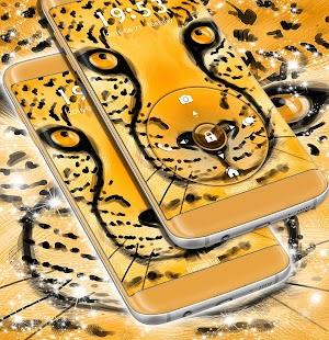 Obrazovka zámku gepardů - náhled