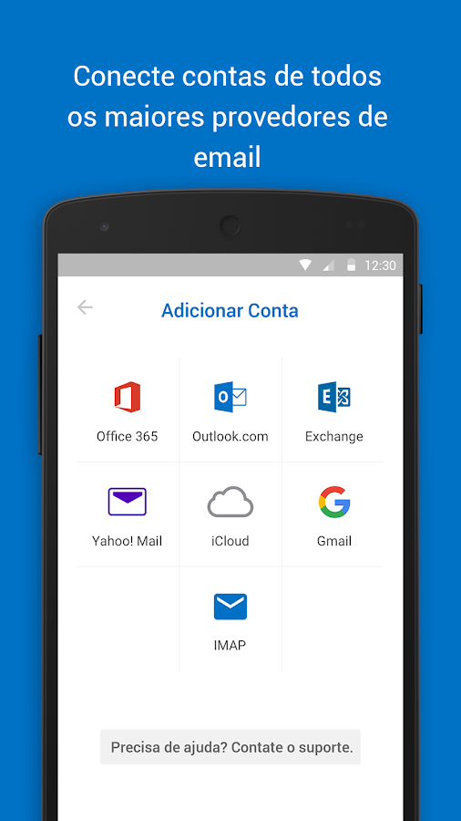 Microsoft Outlook – Apps para Android no Google Play