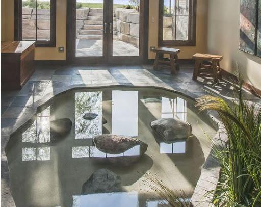 魚池のデザインのアイデア