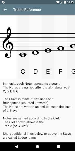 Music Tutor (Sight Reading) 2.1.1 screenshots 4