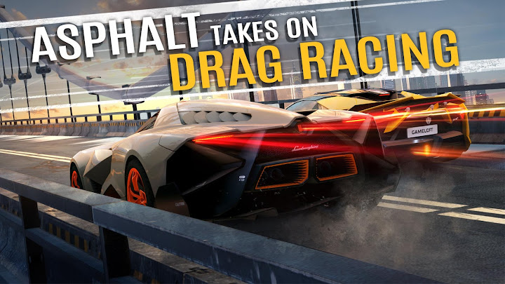 Asphalt Street Storm Racing Android App Screenshot
