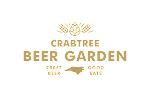 Logo for Crabtree Beer Garden