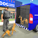 Police Dog Transport Truck Driver Simulation 3D icon