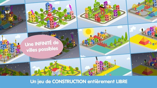 Pango Build City Capture d'écran