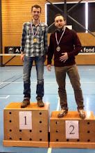 Photo: Alsace 2014 Simple Hommes Honneur Médaille d'argent: Angel Iglesias