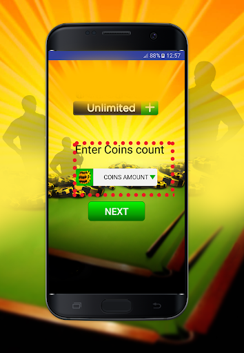 Coins and Cash for 8 ball Pool Prank 2.4 screenshots 5