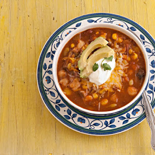 Vegetarian Chili – A warm comforting one-pot-meal