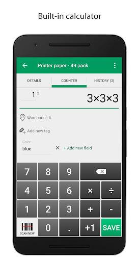 Mobile Inventory 4.6.5 - Breithorn - pr screenshots 6