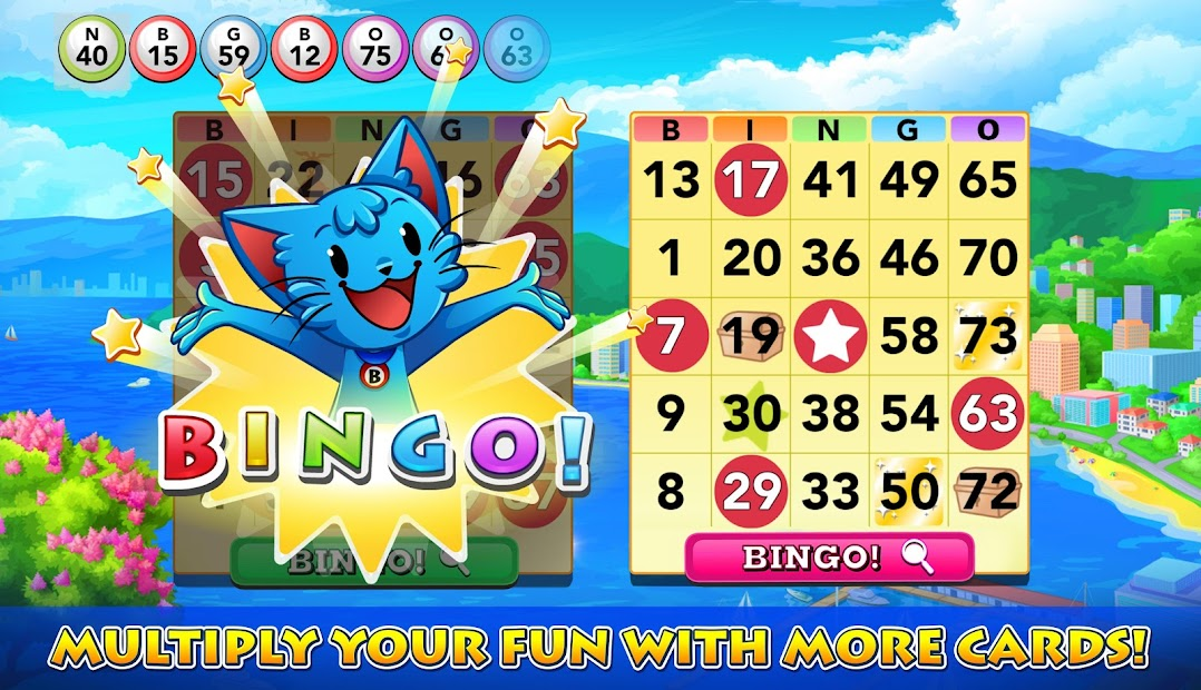 Bingo Blitz™️ - Bingo Games Android App Screenshot