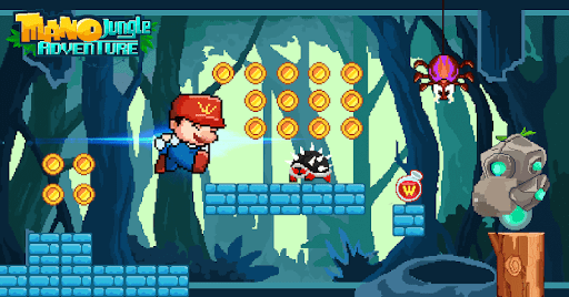 Mano Jungle Adventure screenshot 4