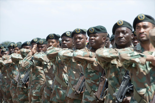 SA army needs money: chief