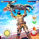 US Army vs War Robots Karate Fighter: Karate Games