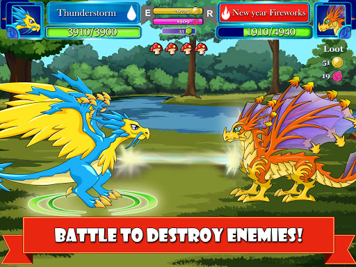 Dragon Battle  screenshots 2