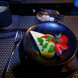 Ninja Restaurant by Alister Munro - Food & Drink Plated Food (  )