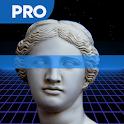 Retrogram Pro🌴: Retrowave Photo, GIF & Text Maker icon