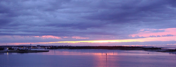 Photo: Winter Sunrise