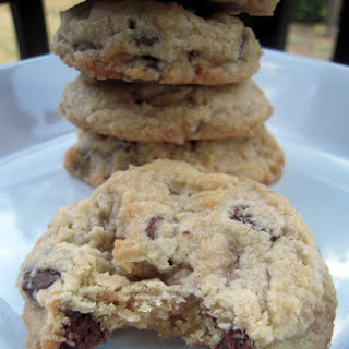 Amazing Hard Boiled Egg Chocolate Chip Cookies.