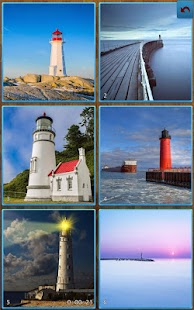 Lighthouse Jigsaw Puzzles- screenshot thumbnail