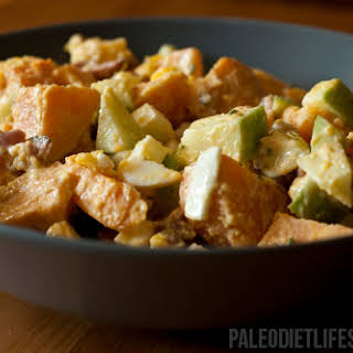 Sweet Potato Salad.
