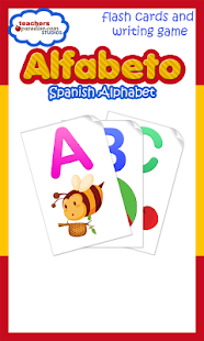 Alfabeto Spanish Alphabet- screenshot thumbnail
