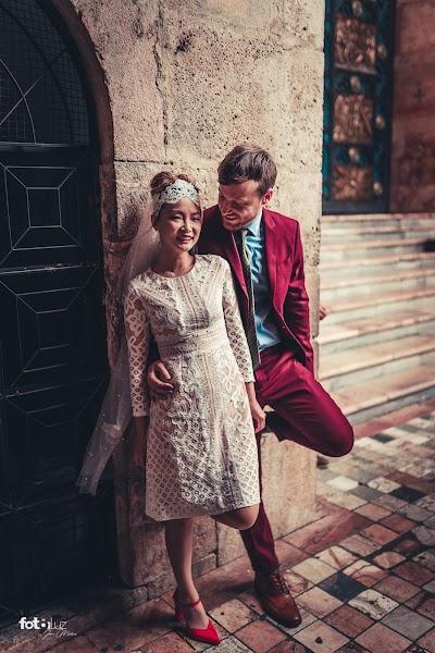 Nhiếp ảnh gia ảnh cưới Jhon Molina (fotoluzstudio). Ảnh của 11.04.2019
