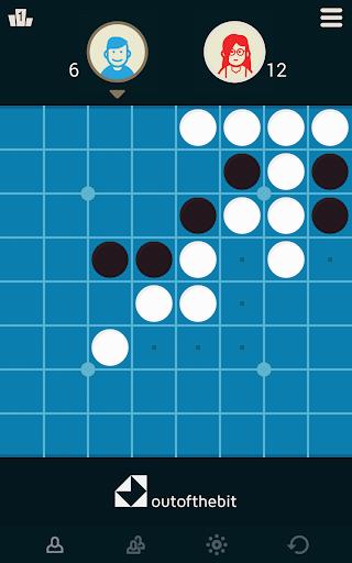 Reversi - Classic Strategy Board Games screenshots 2